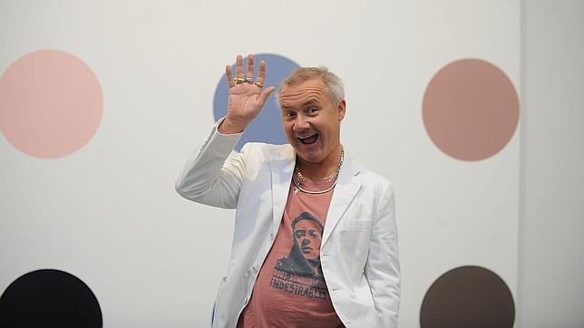 Damien Hirst reconoce que copia a sus hijos en sus obras de arte