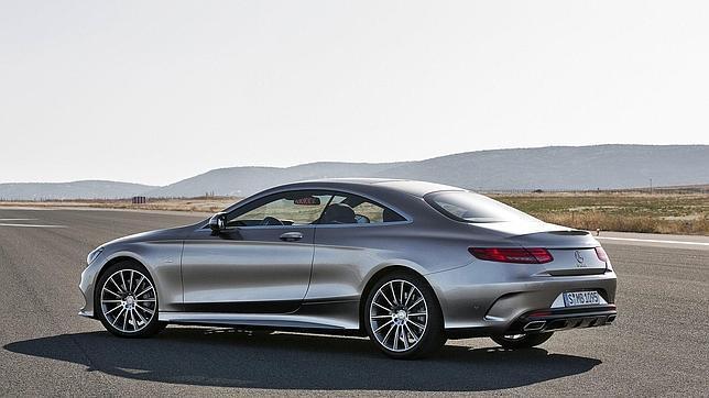 Nuevo Mercedes-Benz Clase S Coupé, fascinante