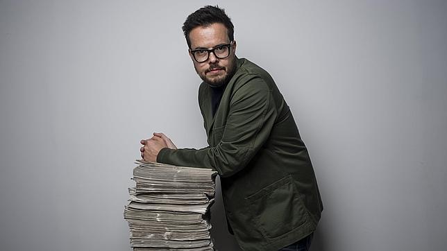 Nicolas Demorand, director del «Liberation»