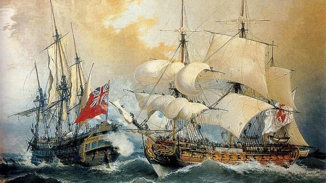 «España es el mar, recordemos el papel de la Armada que puso en pie un imperio»
