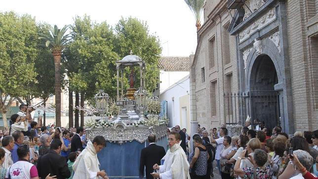 Las hermandades decidirán si siguen con la procesión de la Fuensanta