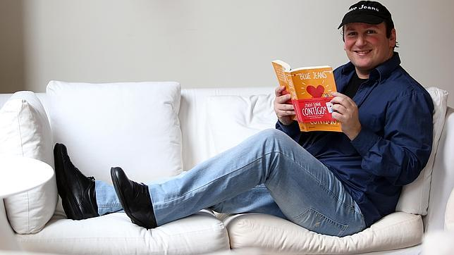 Blue Jeans: «He sentido alivio al acabar la novela. Ha sido muy complicada»