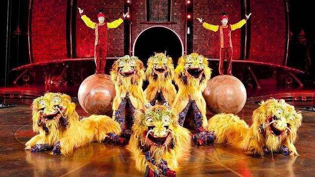 El circo del sol abrir las puertas del gran canaria arena for Portales de chimentos del espectaculo