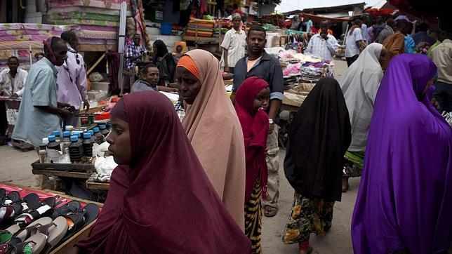 Somalia, donde la violación es normal