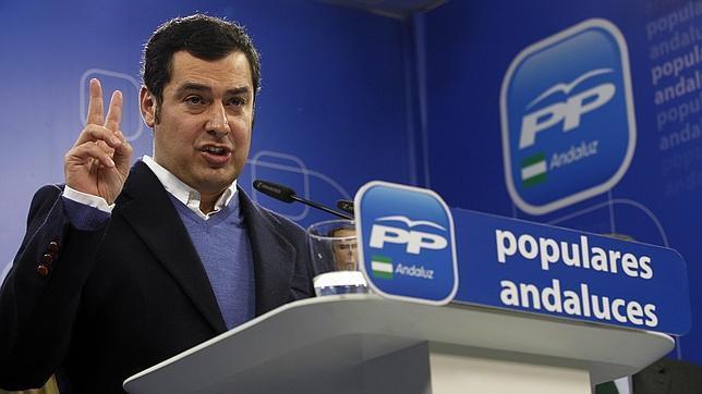 Moreno Bonilla hará «cambios» en la cúpula del PP de Andalucía para «equilibrar» las fuerzas internas