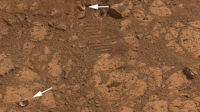 Resuelto el misterio del «donut» de Marte