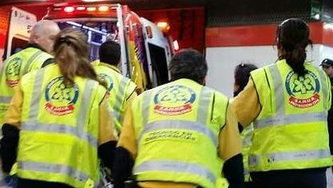 Herida grave una joven al ser arrollada por un tren en Nuevos Ministerios