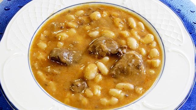 Algunos de los mejores platos de cuchara de España
