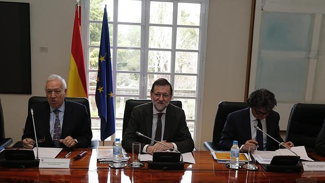 Rajoy reactiva el consejo de pol tica exterior para for La politica exterior de espana