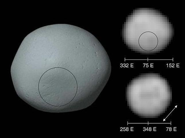 Oportunidad única para ver a Pallas, uno de los mayores asteroides del Sistema Solar