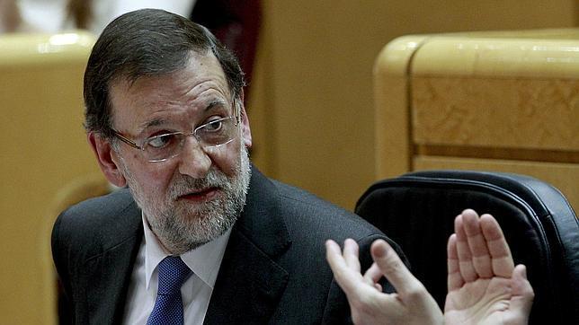 Rajoy defiende a la Guardia Civil frente a los ataques del PSOE