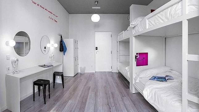 El U Hostels de Madrid