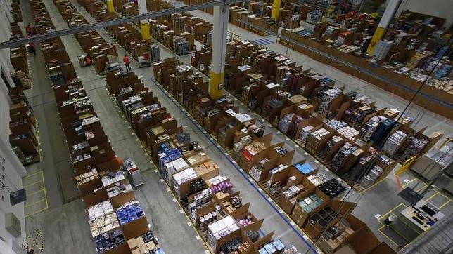 Amazon también pondrá en las casas alemanas leche, fruta y hasta pescado