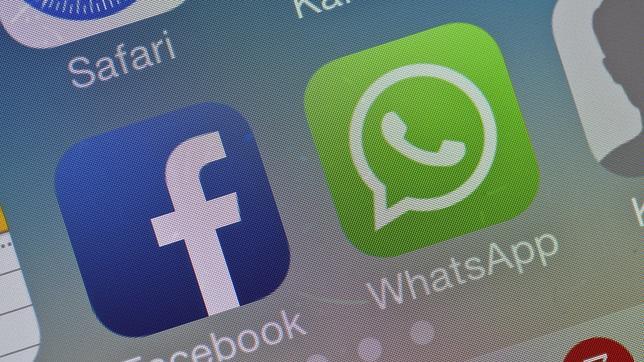 Facebook y WhatsApp, más unidos que nunca.