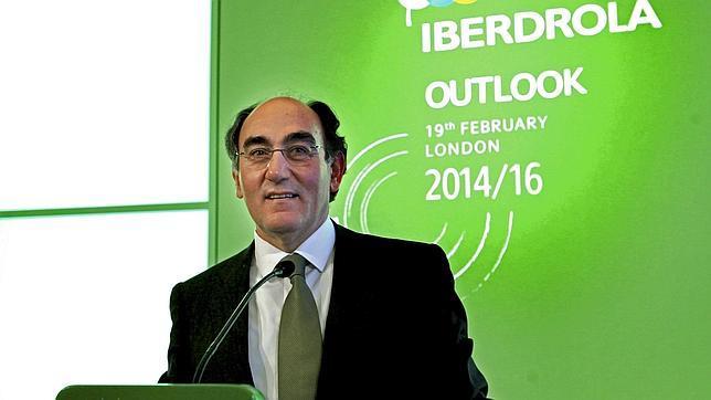 El presidente de Iberdrola ganó 7,443 millones de euros el año pasado