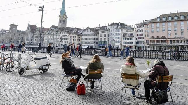 Viena y z rich las ciudades con mejor calidad de vida del - Ciudades con mejor calidad de vida en espana ...