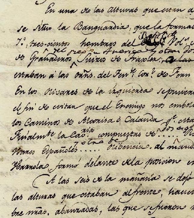Alcañiz, donde un artillero vasco humilló al ejército de Napoleón