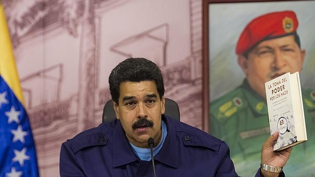 Maduro propone a Obama diálogo y volver a nombrar embajadores