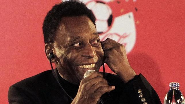 Chile no quiere que Pelé lo mencione como favorita para el Mundial «porque es gafe»