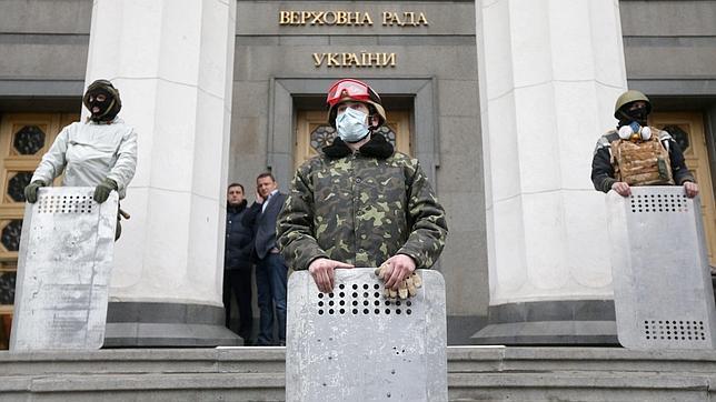 En directo: Timoshenko a los opositores: «No paréis todavía. Seguid en Maidan»