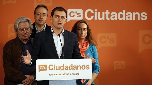Nart, Girauta y Punset, candidatos de Ciudadanos a las elecciones europeas