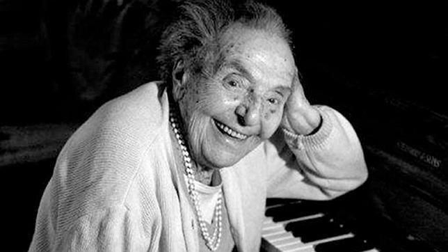 Muere a los 110 años la superviviente más longeva del Holocausto, Alice Herz-Sommer