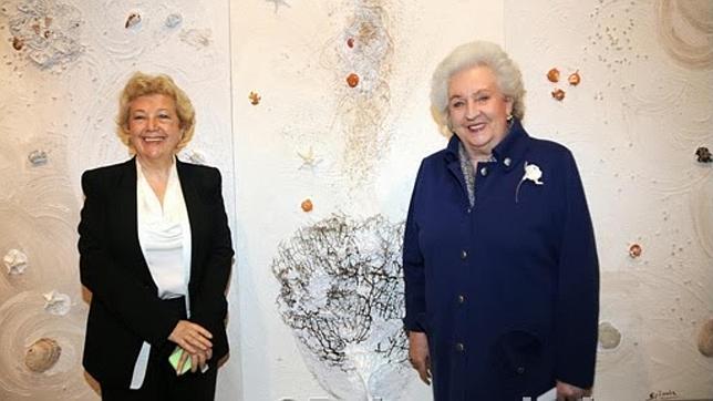 Mayte Spínola, 40 años de arte en la Casa de Vacas del parque de El Retiro