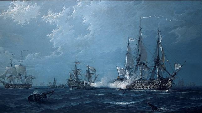 La aventura del «Princesa», el navío que asombró por su dureza a los ingleses