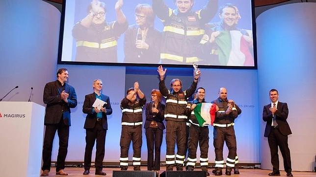 ¿Cuál es el mejor cuerpo de bomberos del mundo?