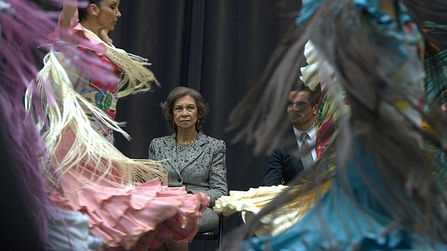 La Reina a las compañías nacionales de danza: «Es un orgullo teneros»