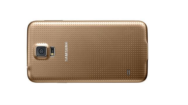 MWC 2014: Samsung Galaxy S5, un primer acercamiento