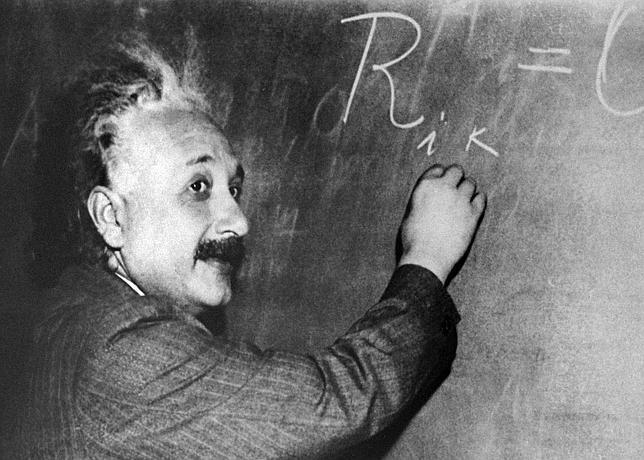 Sale a la luz una teoría perdida de Einstein alternativa al Big Bang