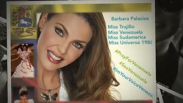 «Misses por la paz», el movimiento de las reinas de la belleza venezolana contra Maduro