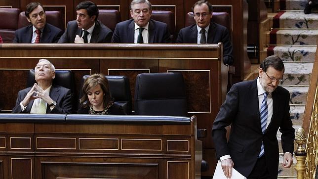 Rajoy anuncia una «tarifa plana» de cotización de 100 euros por la contratación de indefinidos