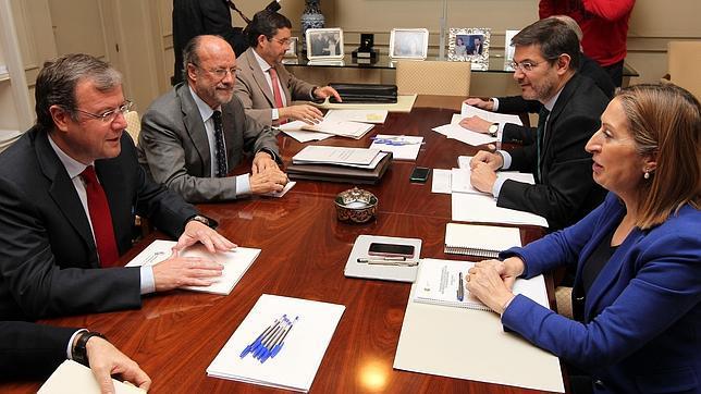 La Sociedad Alta Velocidad adelantará los 21 millones para conectar Renault con el «by-pass» de mercancías