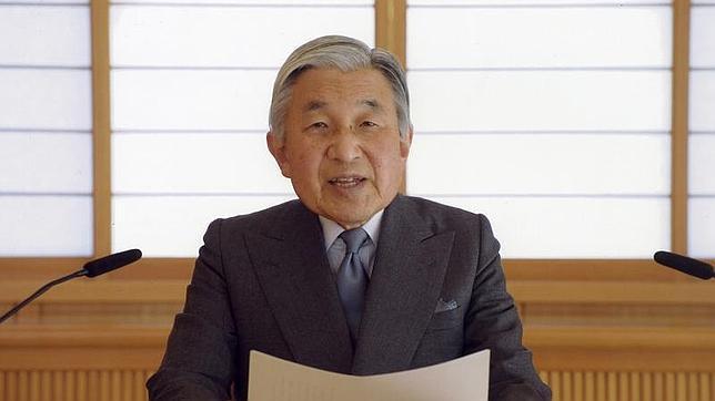 El emperador Akihito, en una imagen de archivo
