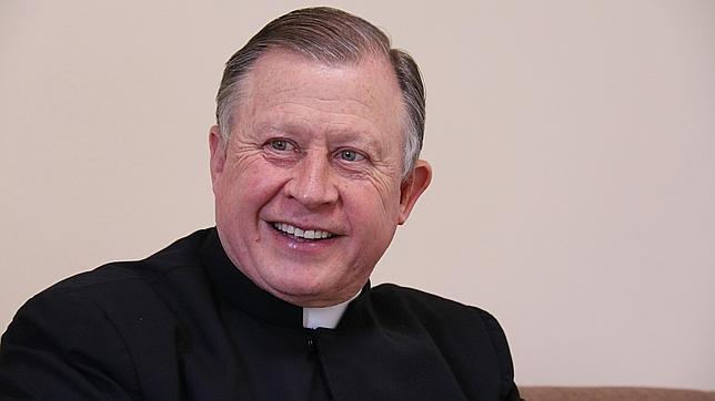 El padre Eduardo Robles Gil, nuevo director general de la Legión de Cristo
