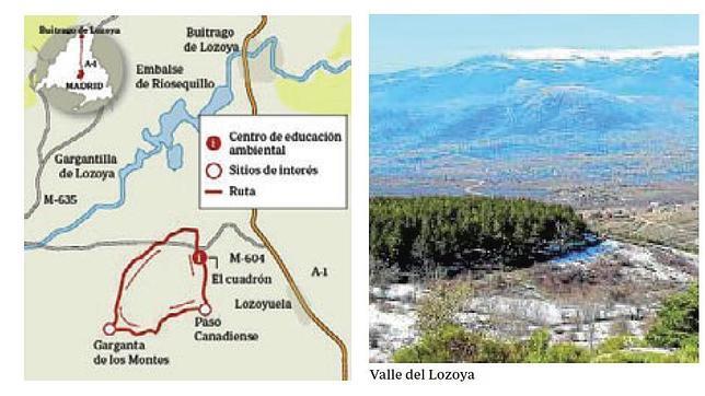 Diez excursiones para descubrir los espectaculares paisajes de Madrid