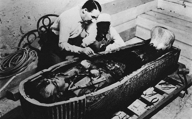Howard Carter, el enigma que dedicó su vida a descubrir la tumba de Tutankamón