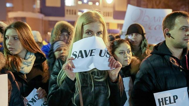 El Parlamento ucraniano se reúne para decidir pasos ante intervención rusa