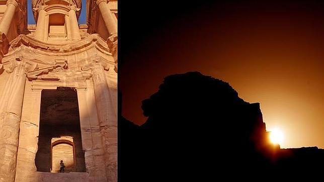Los creadores de la ciudad de Petra siguieron el movimiento del Sol