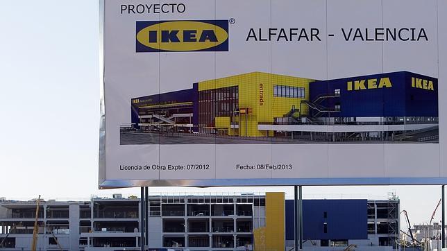 Ikea hará pública este jueves la fecha de apertura de su ... - photo#5