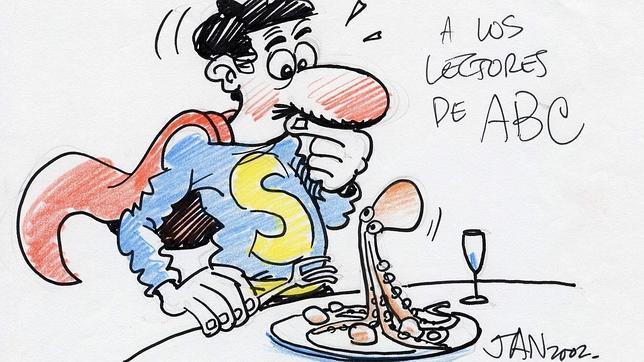El Partido del Bierzo entrega su «Botillo de Oro» al dibujante Jan
