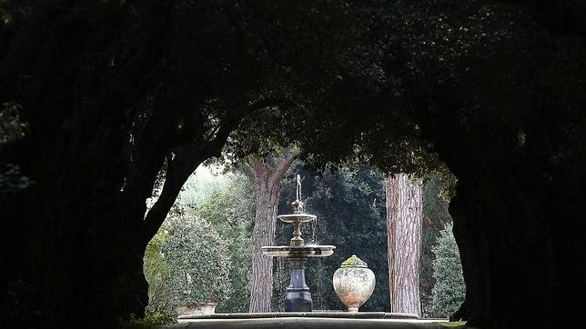 Resultado de imagen de jardines de castelgandolfo