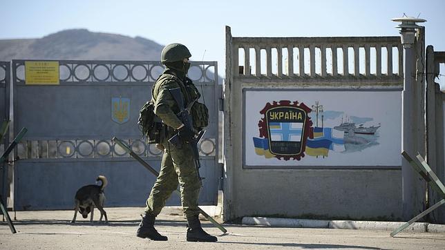 Ucrania, una guerra sin muertos