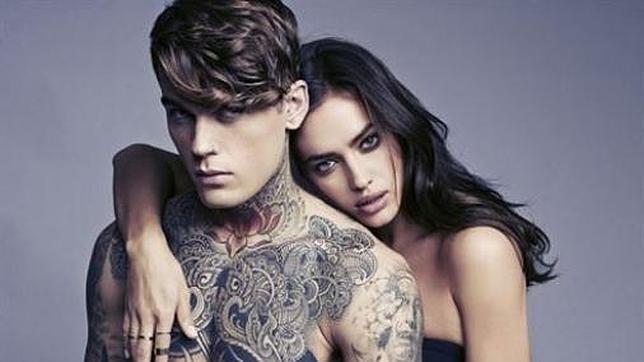 Irina Shayk Prendada Por Los Tatuajes De Stephen James