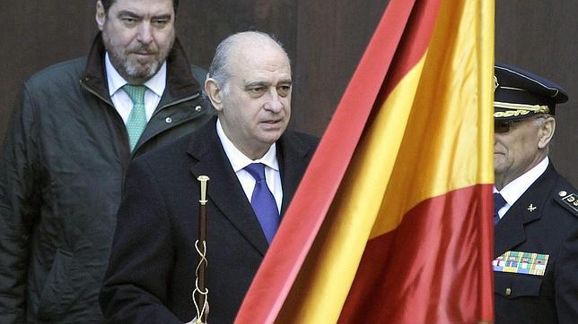 El ministro del interior visita hoy ceuta y ma ana melilla for Declaraciones del ministro del interior hoy