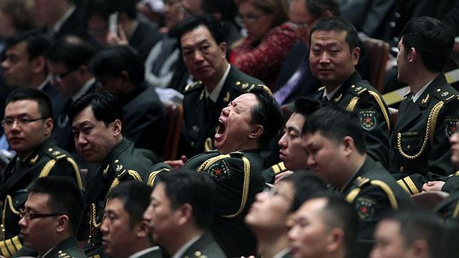 China aumentará este año un 12,2 por ciento sus gastos militares