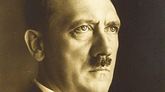 Adolf Hitler, en una fotografía de archivo