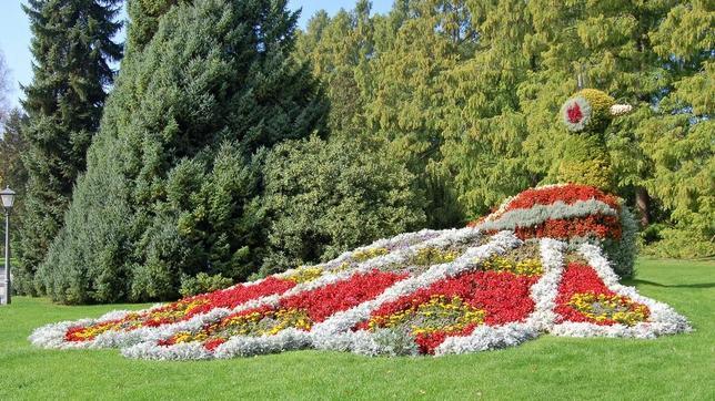 De todo un poco jardines incre bles for Los jardines de sansuena